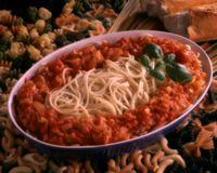 Pasta bolognese -