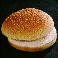 Hamburgerbrød -