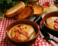 Welsh rarebit -