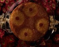 Ananas opp/ned kake -