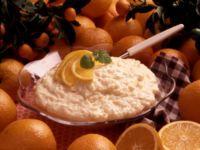Appelsinris -