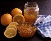 Appelsinmarmelade -