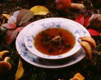 Brun soppsuppe -