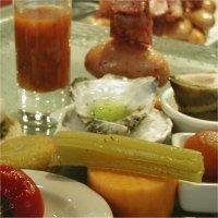 Syltet østers -