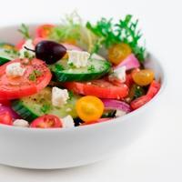 Gresk salat -