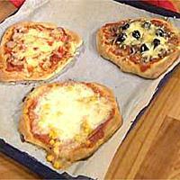 Pizza - fra -