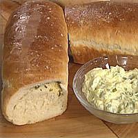 Yoghurtbrød med urter -