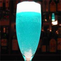Blue Champagne -