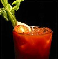 Bloody Mary med tabasco - Joda, her er klassikeren.