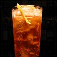 Bitters Highball -