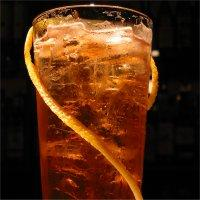 Bourbon Highball -