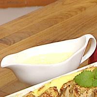 Vaniljesaus - Her er det en enkel vaniljesaus som funker til sjokoladepudding og andre desserter.