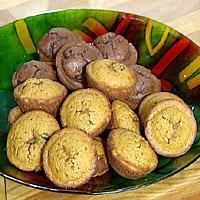 Gresskarmuffins -