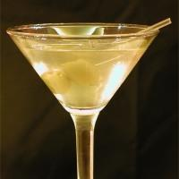 Dirty Martini -