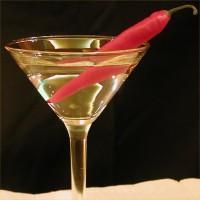 Cajun Martini -