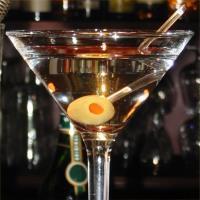 Mandarin Martini -