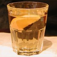 Whiskey Hot Toddy -