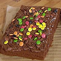 Kristines sjokoladekake -