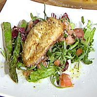 Schnitzel av kylling fra Piemonte -