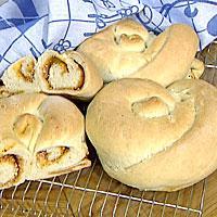 Fylte brød -