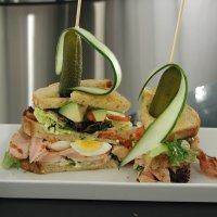 CLUB sandwich -