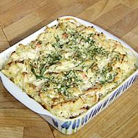 Påskefavoritt med poteter og laks -