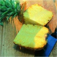 Grillet ananas -