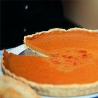 Pumpkin Pie - Gresskarpai -