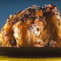 Ølmarinert kylling -