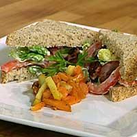 BLT - Bacon Lettuce Tomato -