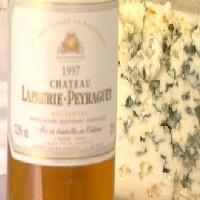 Ost og vin - Roquefort -