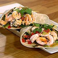 Wraps med thaireker -
