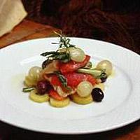 Stoccafisso alla provenzale - Tørrfisk som i Provence -