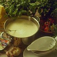Hvit saus -