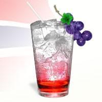 Rødt, hvitt og blått - Denne drinken er komponert av Jan Vardøen, innehaver av Bar Boca på Grünerløkka i Oslo, i anledning Norges kamp mot Sverige i håndball-VM for herrer 2005.