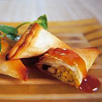 Marokkanske kyllingpakker -