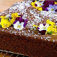 Sjokoladekake i langpanne -