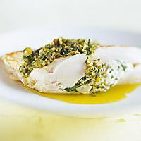 Kylling med salsa verde -