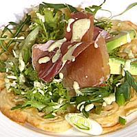 Rømmevafler - uten egg -