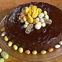 Påskens beste sjokoladekake -