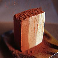 Terrin med tre sjokolader -