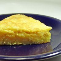 Spansk omelett -