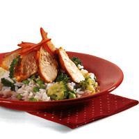 Orientalsk kylling -