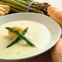 Aspargessuppe -