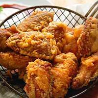 Kinesiske kyllingvinger -