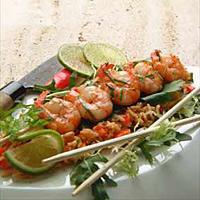 Acapulcoreker og ris -