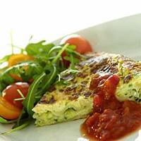 Zucchini Fritata -