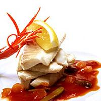 Chilifisk med potetmos -