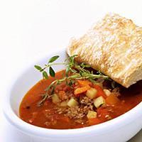 Høstsuppe -