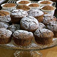 Mokkamuffins -